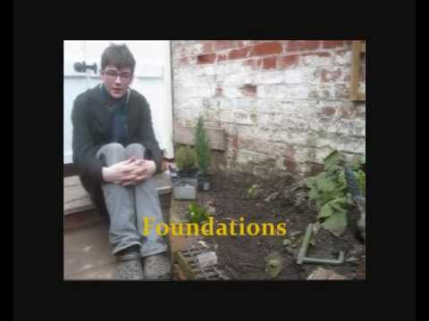 How not to Garden Railway Ep. 1 Foundations