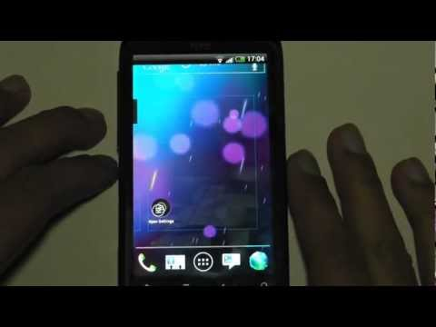 HTC Desire S (ICS) Ice Cream Sandwich Software Review