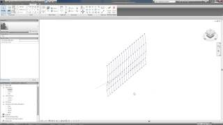 Making curved frame schedule for organic form