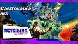 RetroJoeSpielt: Castlevania NES