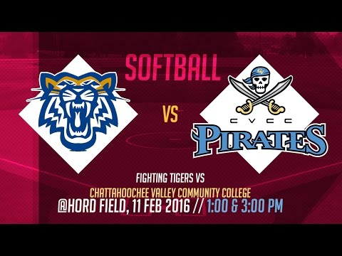 SOFTBALL: ANDREW COLLEGE vs CHATTAHOOCHEE VALLEY COMMUNITY COLLEGE