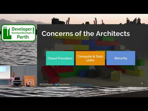 Congrats, You are a Solution Architect, now what? - Has AlTaiar - DDD Perth 2017