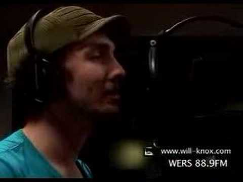Will Knox Band- Try (Live on air @ WERS 88.9)