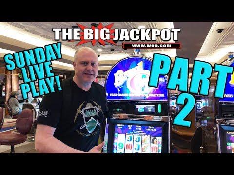 ❤️ Live Huge Sunday Slot Play Part 2 🤩