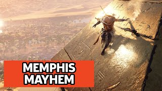 Assassin's Creed: Origins - Hands On With The New City