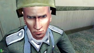 Medal of Honor Allied Assault Gameplay Campaign Mission