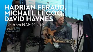 PreSonus—Hadrian Feraud, Michael Lecoq, & David Haynes live from NAMM 2013, 1 of 3
