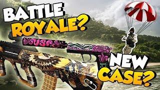 CS:GO Rumors: Valve working on a Battle Royale mode? Leaked CS:GO case?
