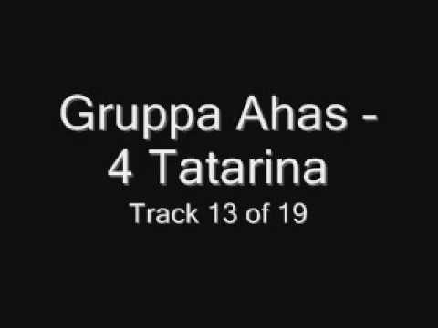 Gruppa Ahas - 4 Tatarina (Группа Ахас - Четыре татарина) Chastushki Частушки