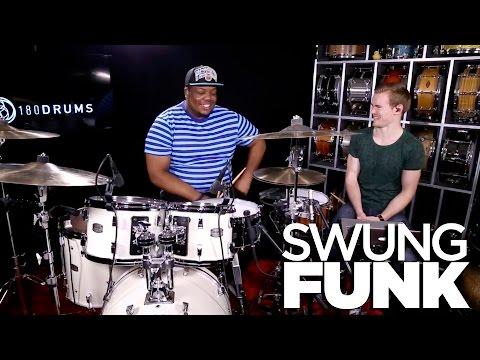 "5 Funky Drum Beats | ""Swamp Funk"""