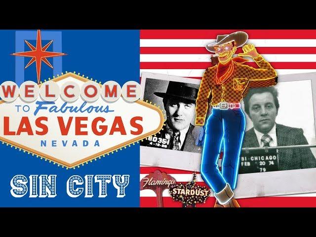 L'Histoire de Las Vegas, La Ville Des Vices - Captain America #16 🇺🇸