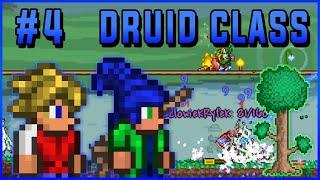 CIERŃ DURNY KOLEC KŁUJE - Terraria: Druid Class #4 (z Ryfkiem)
