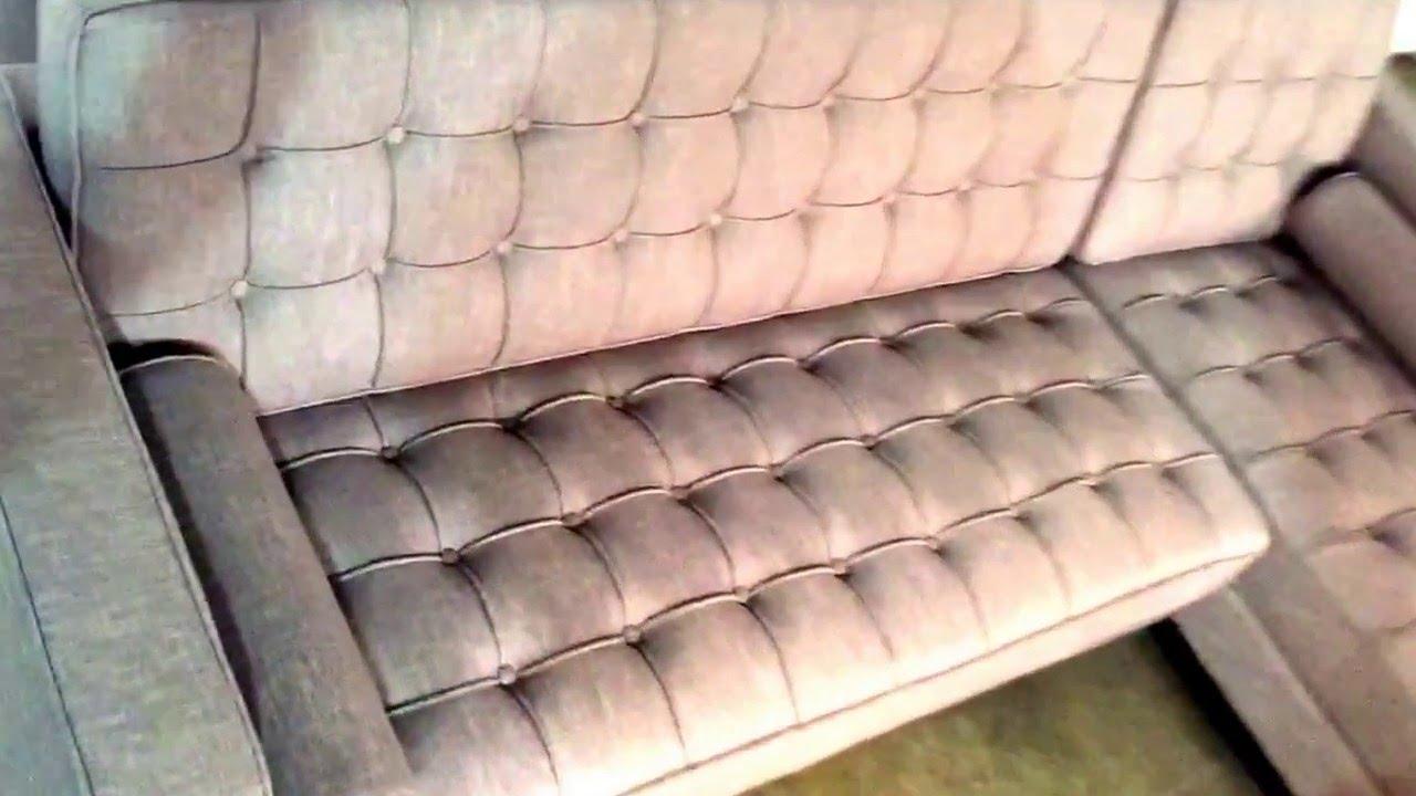 Tb3 Home Brompton Sectional Sofa Mid Century Modern Furniture Houston You