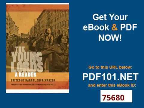 The Young Lords A Reader