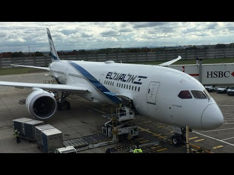 TRIP REPORT | El Al Boeing 787-9 Dreamliner | London Heathrow - Tel Aviv | FULL FLIGHT