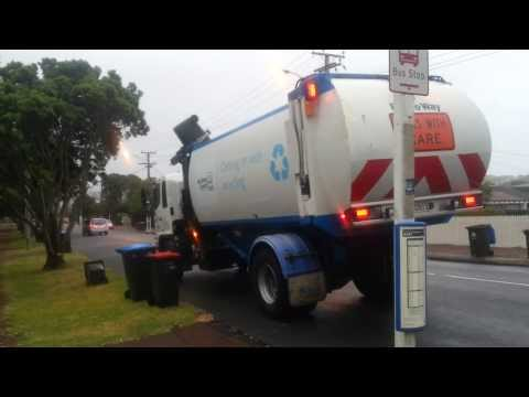 Nz recycling truck