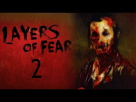 LAYERS OF FEAR l EP. 2 ARE YOU CRAZY?