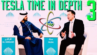 Tesla Time News: In Depth 3 - Elon at World Government Summit