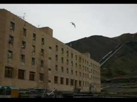 The Pyramid - Soviet mining city on Svalbard, Norway