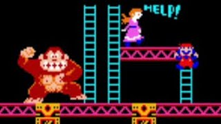 ALL THE MARIOS 1: Donkey Kong (Arcade)