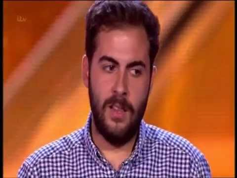 THE X FACTOR 2014 BOOT CAMP - ANDREA FAUSTINI