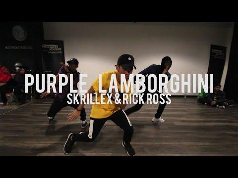 Purple Lamborghini - Skrillex & Rick Ross | Faruq Suhaimi Choreography