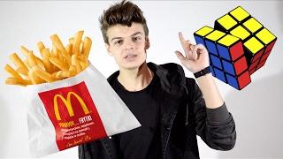 JAK DOSTAĆ FRYTKI W McDonald's WYJAŚNIENIE!
