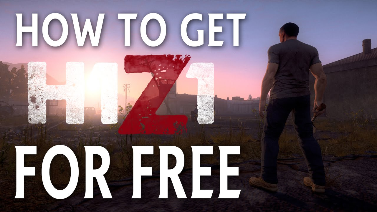 How To Get H1Z1 Free Download PC + Multiplayer Actually ...