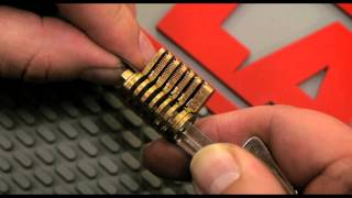 Shimming 6 Pin American Padlock | Mr. Locksmith Video
