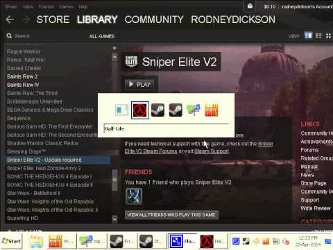 download steam games on different computer