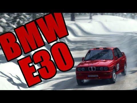BMW E30 | DIRT RALLY