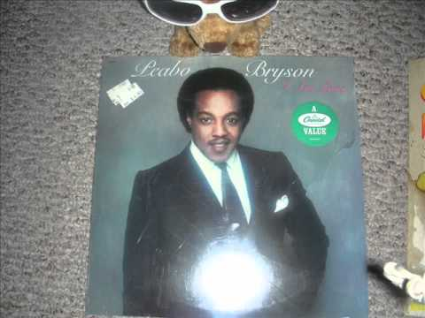Peabo Bryson Let the feeling flow