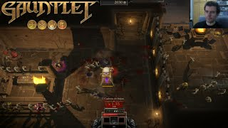 GAUNTLET (PC) || Remake 2014 || Gameplay en Español