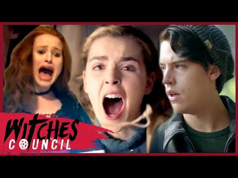 Chilling Adventures of Sabrina: The Riverdale Cameo You Might've Missed in 1x07! | Witches Council
