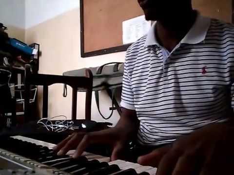 Tunaomba uwepo wako uende nasi reuben kigame- Piano cover