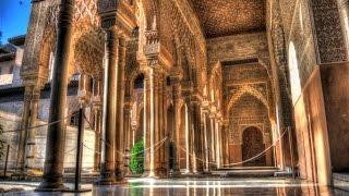 El Hamra Sarayı Granada - ispanya (Endülüs) Video