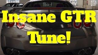 CSR2 Insane Nissan GTR Online Tune