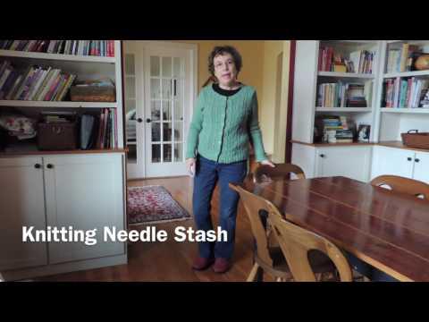Knitting Needle Tour!