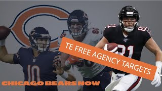 Chicago Bears Free Agency Rumors: Top 3 Tight Ends The Bears Could Target This Offseason