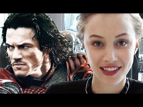SARAH GADON KLAUT FILME?!  Dracula Untold Filmcheck