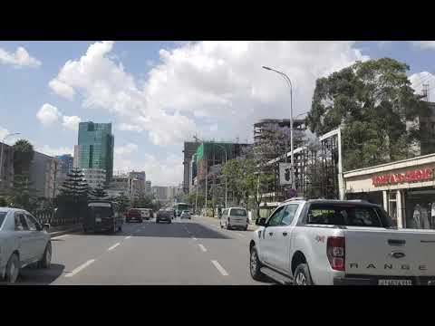 20. March 2020, Today Weather information Addis Ababa in Ethiopia street view, 에티오피아 아디스아바바 날씨