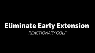Drill to Eliminate Early Extension
