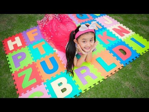 ABC Song 2  Mina Kids Songs & Nursery Rhymes