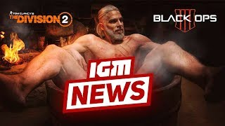 IGM News: Порно по «Ведьмаку» и Call of Duty Black Ops IIII