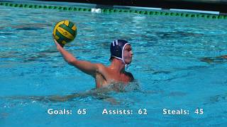 Ethan Dyas Water Polo Highlight Real - Junior Year - Chino Hills High School Water Polo