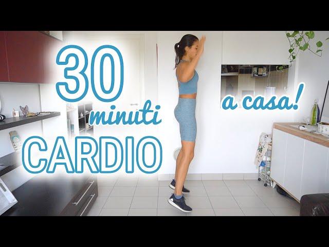 30 min HIIT Workout a casa senza attrezzi, esercizi divertenti | Week 2 | Silvia Fascians