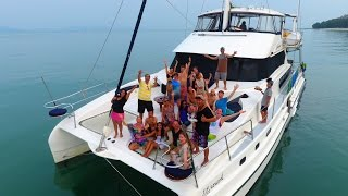 OUR 80 FOOT YACHT!!! - Abundant Circle Mastermind Day 3