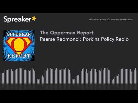 Pearse Redmond : Porkins Policy - Jeffrey Epstein Updates _ OJ Simpson Theories - TOR