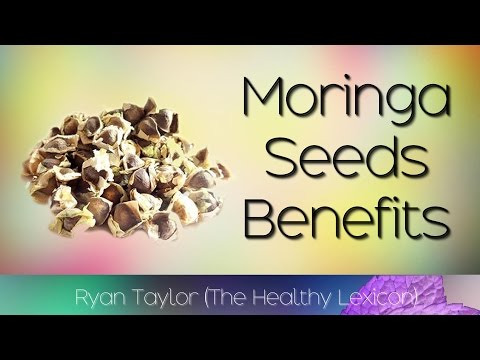 Moringa Seeds: Benefits