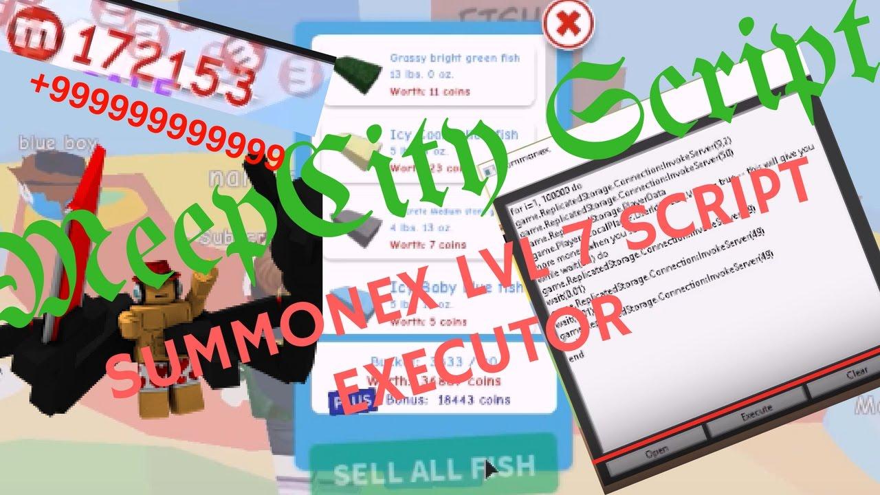 ROBLOX MeepCity Money Script! Updated! [WORKING!]